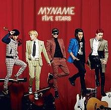 FIVE STARS (MYNAME专辑)