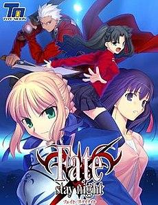 fate stay night pc 中文 最终 正式 版