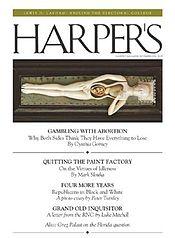 哈泼斯杂志
