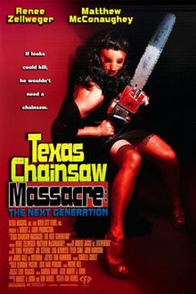 Texas Chainsaw Massacre The Next Generation 1994 poster.jpg