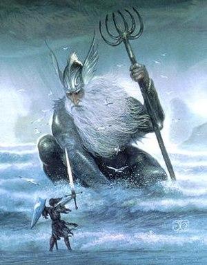 P.O Tolkien y su obra. 300px-Ulmo