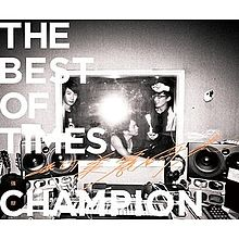 Champion Album The best of times.jpg