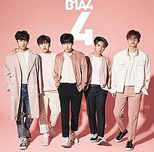 4 (B1A4专辑)
