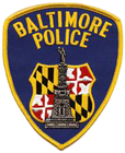 Baltimore Police Department logo patch.png