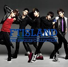THE SINGLES COLLECTION (FTIsland专辑)