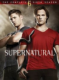 Season 6 DVD Boxset cover