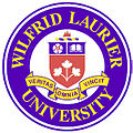 Seal of Wilfrid Laurier University