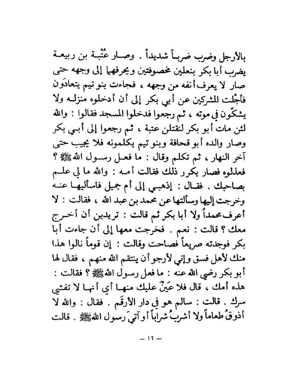 كتاب تاريخ الخلفاء الراشدين محمد ابا الخيل pdf