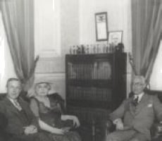 Minerva Hoyt meeting with Mexican President Rubio