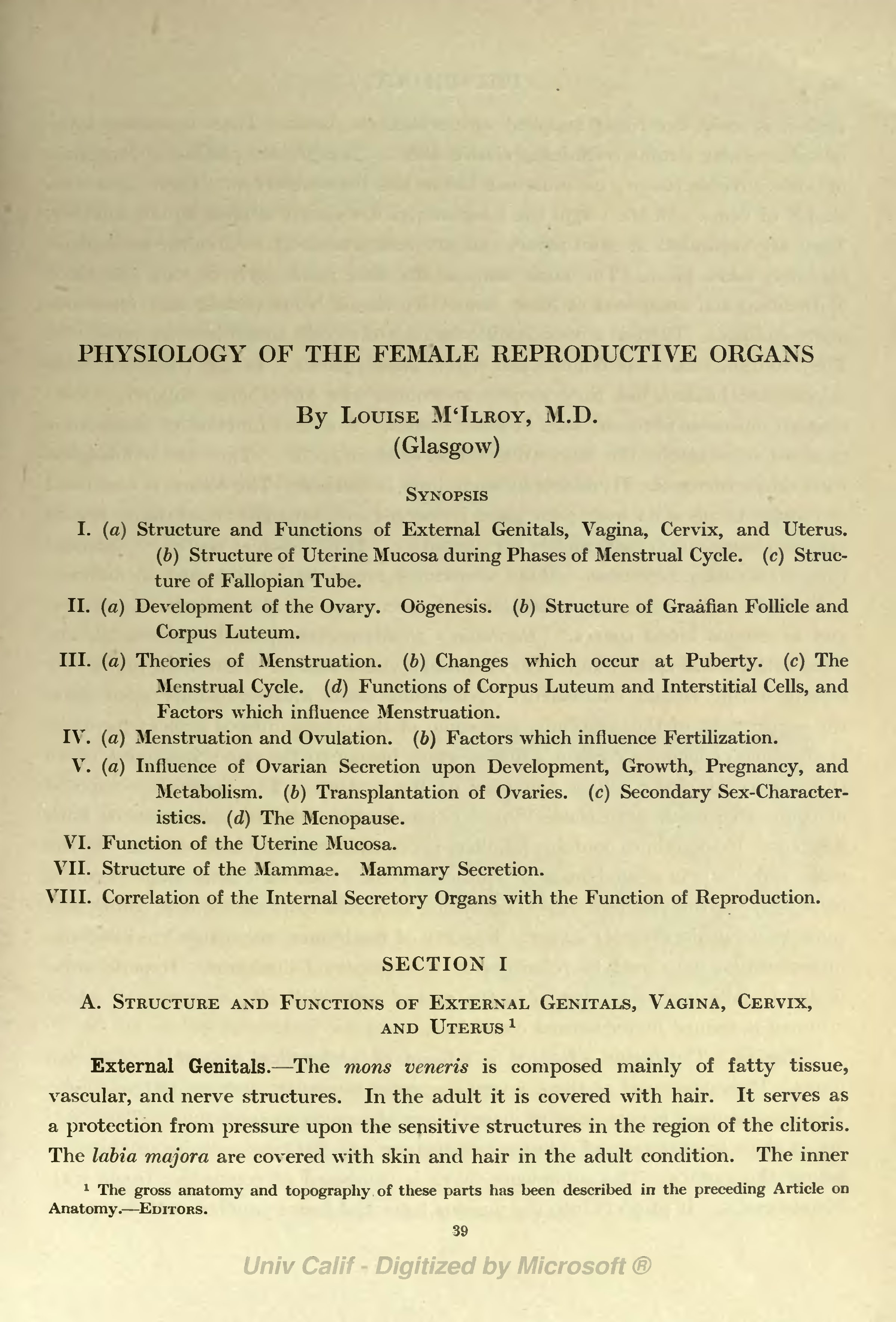 Pagethe New System Of Gynaecology Vol 1vu59 Wikisource The