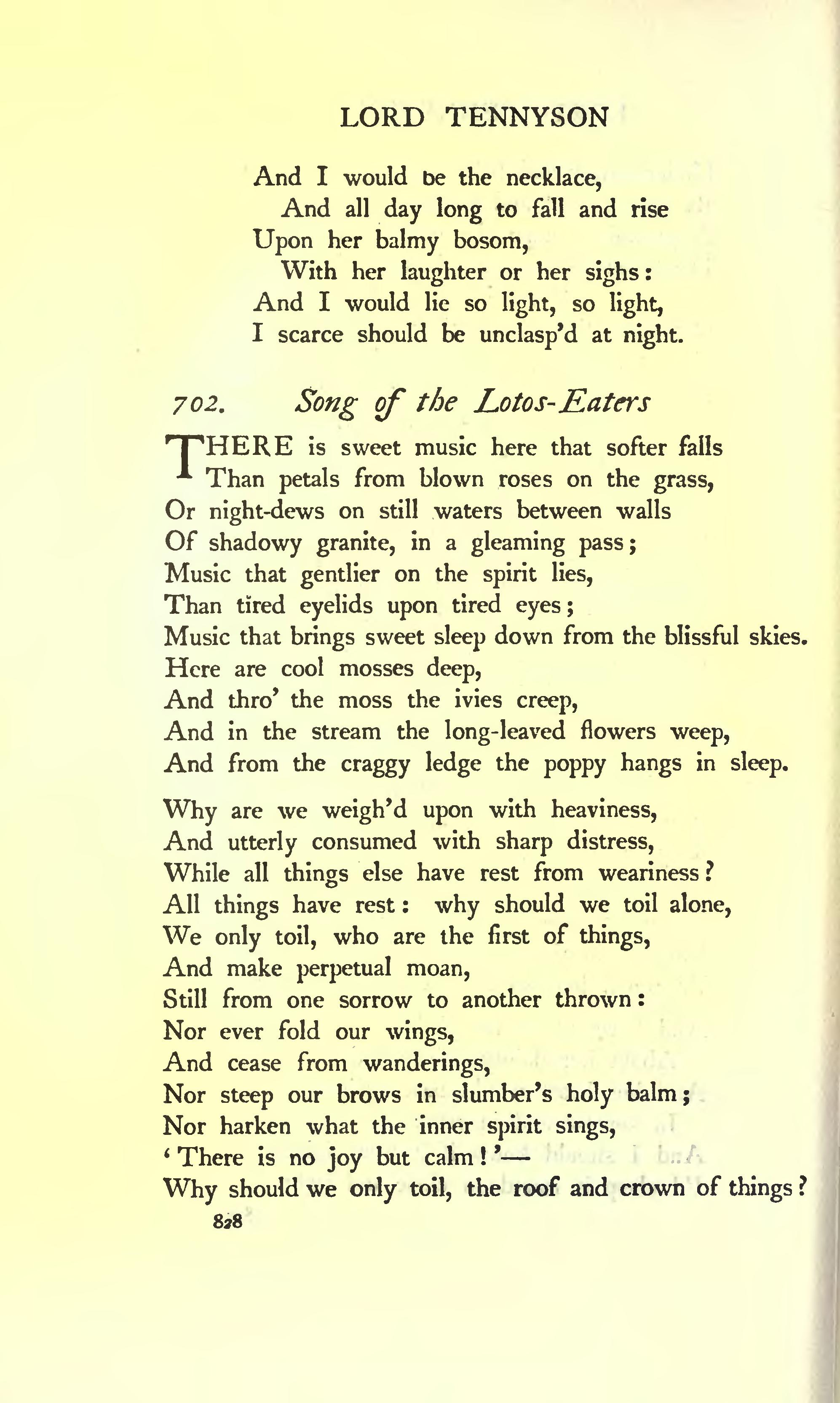 coleridges on a lady weeping essay Full text of letters of samuel taylor coleridge see other formats .