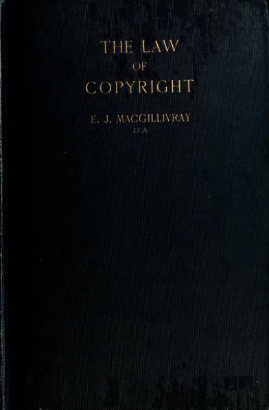 File:A treatise upon the law of copyright.djvu