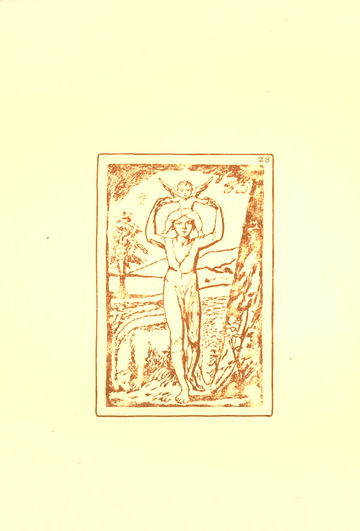 Facsimile of the original outlines before colouring of The songs of innocence and of experience executed by William Blake.djvu-83.png