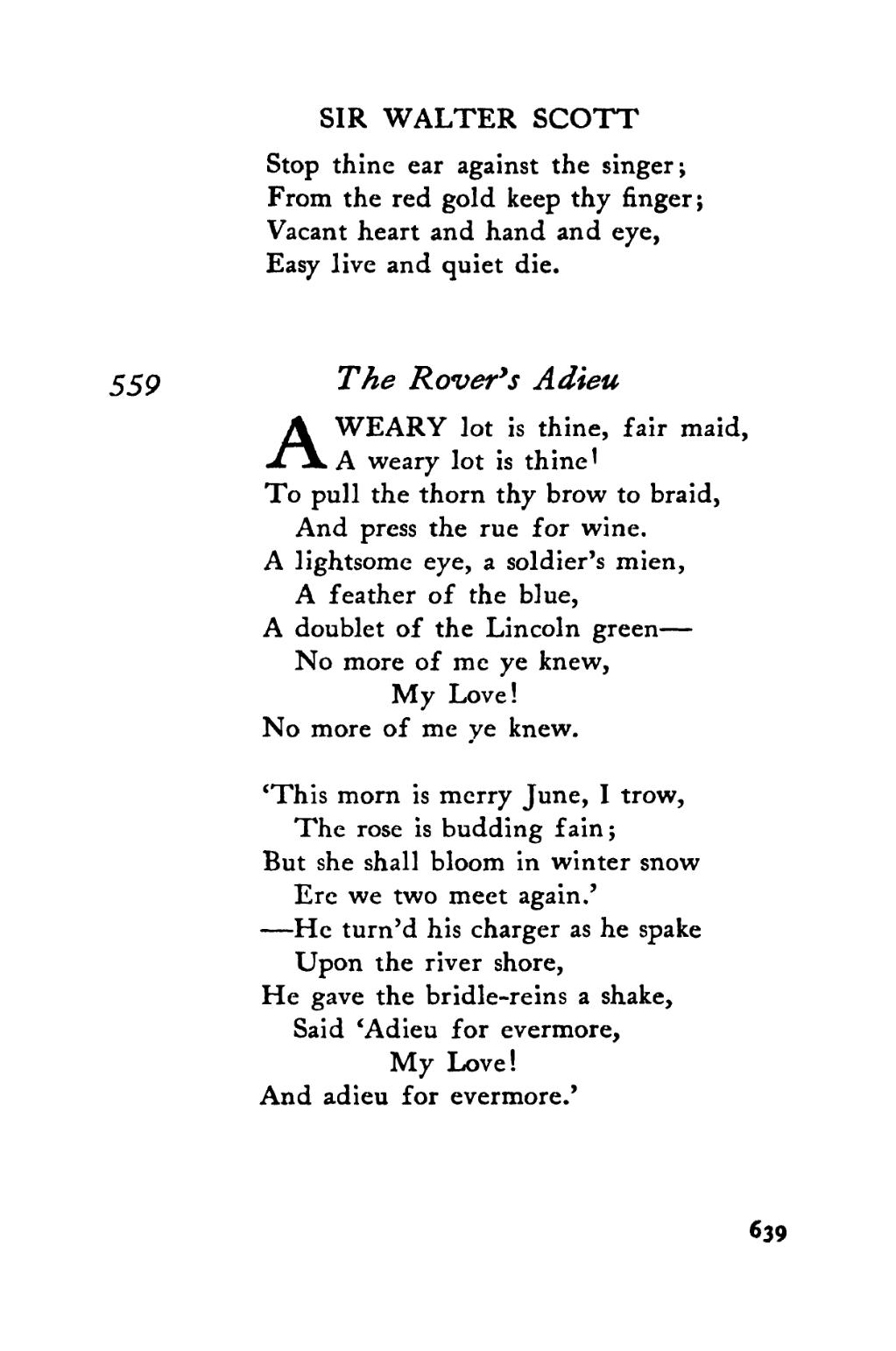 Oxford Book of English Verse 1250