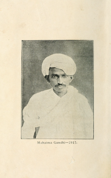 Mahatma Gandhi, his life, writings and speeches.djvu-6.png
