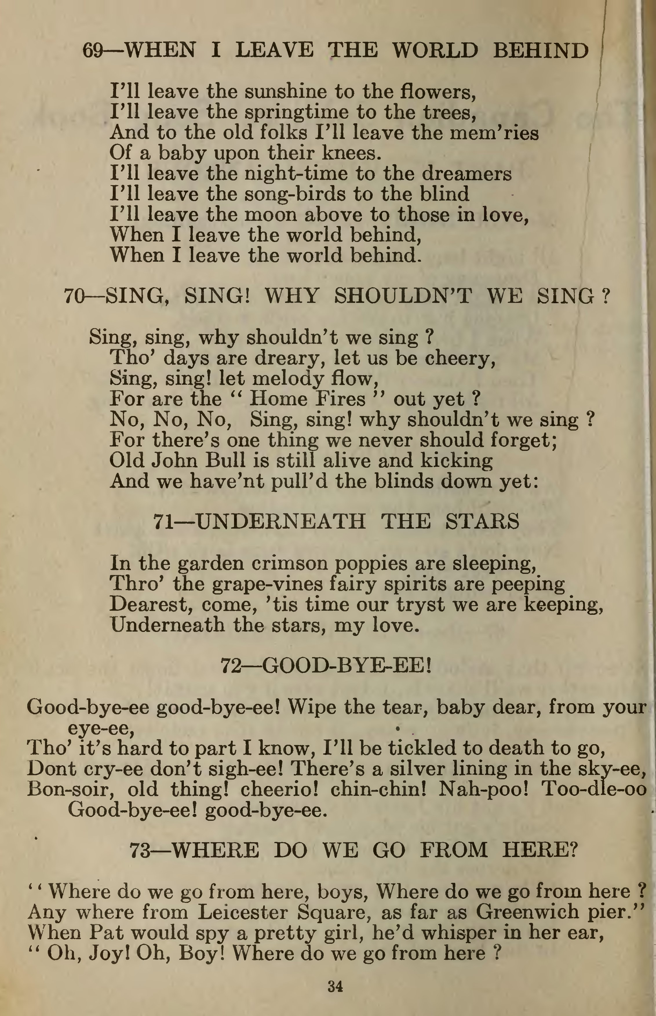 Page:The Canadian soldiers' song book djvu/36 - Wikisource, the free