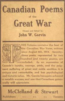 Canadian poems of the great war.djvu