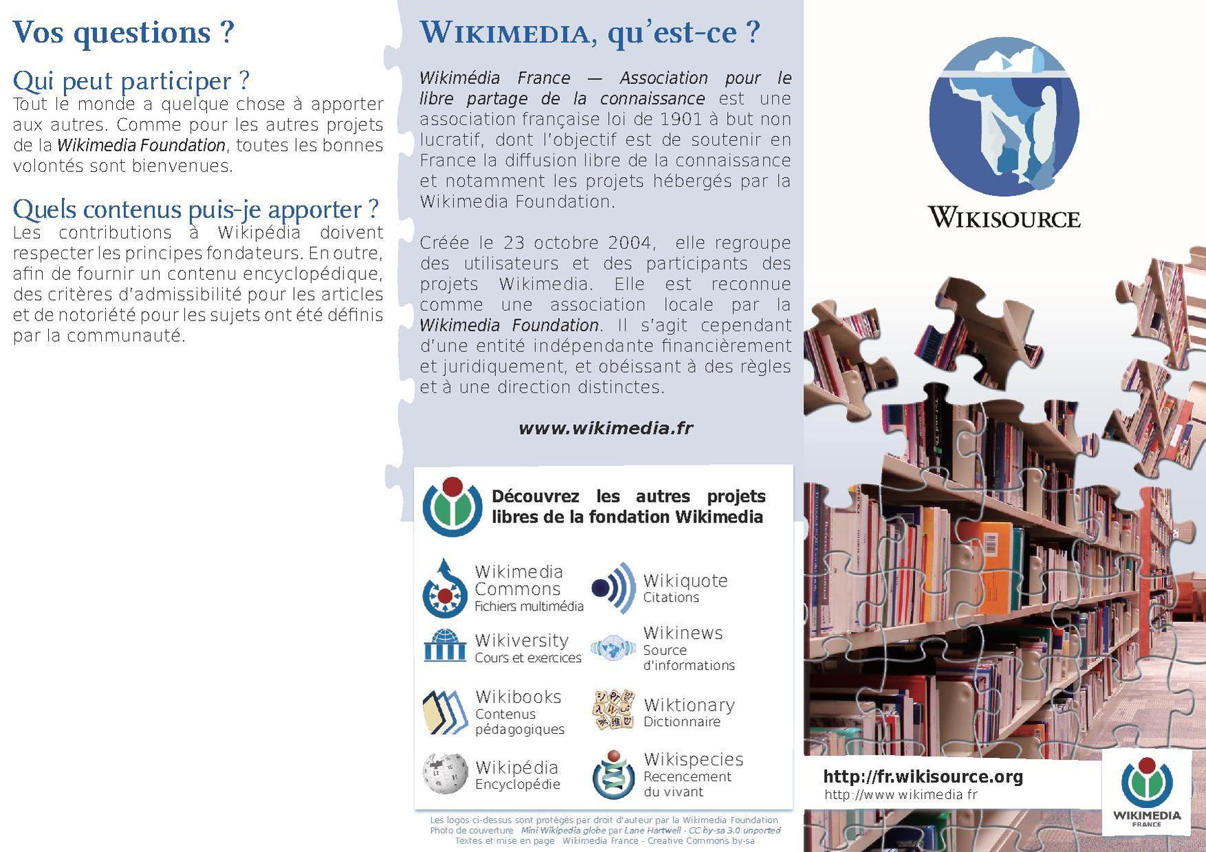 224e286106c27 Wikisource Scriptorium 2011 - Wikisource