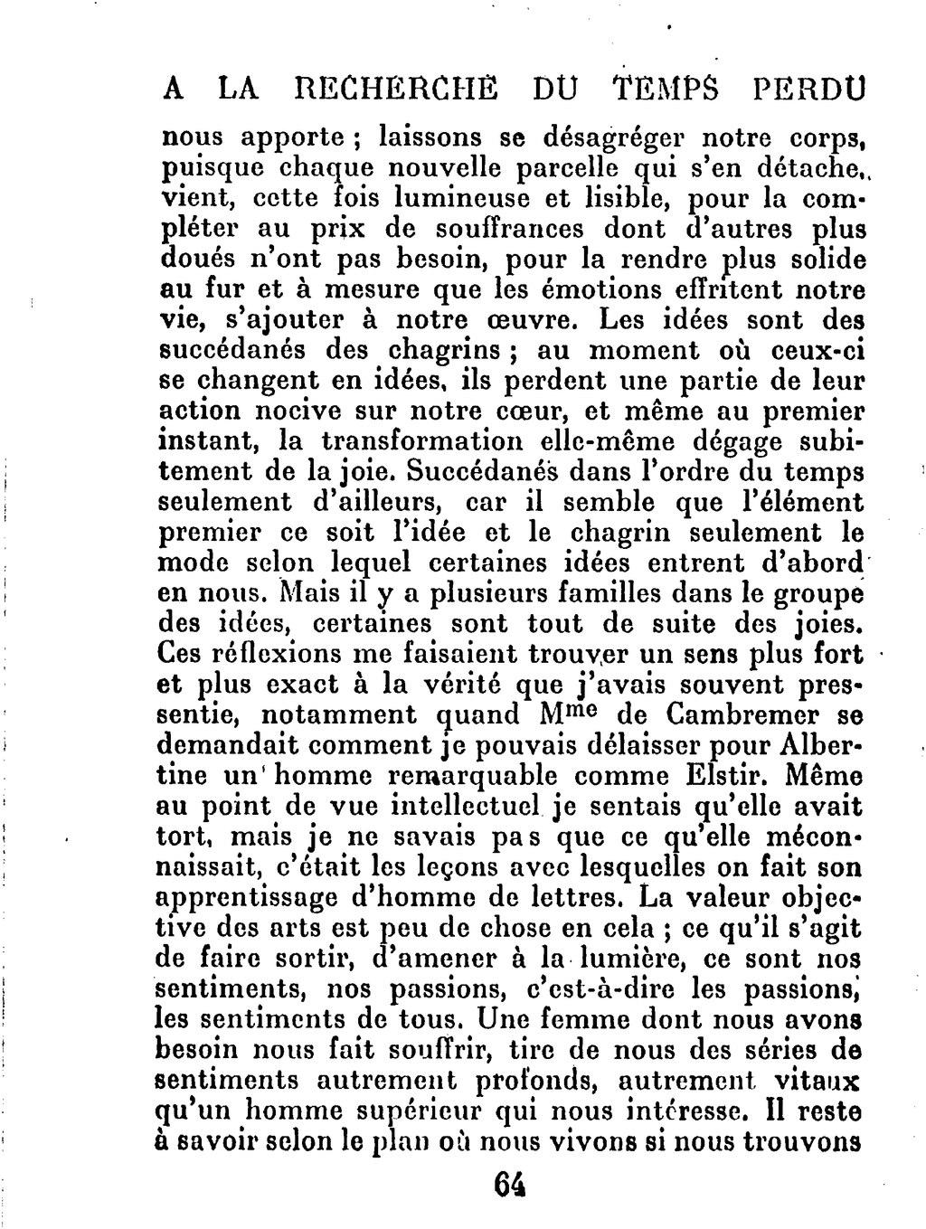 Le Temps Wikisource Page 2 proust djvu68 RetrouvéTome wN8nm0