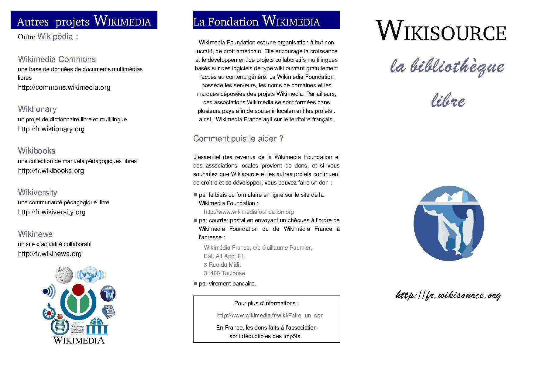 Wikisource Scriptorium 2008 - Wikisource f63488007e1