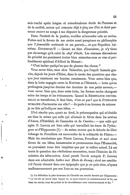 Page Coeurderoy 3 Lettres Au Journal L Homme Djvu 25 Wikisource