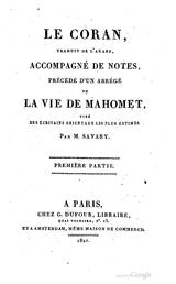 Le Coran (Traduction de Savary, vol. 1), 1821.pdf