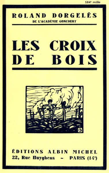Roland Dorgeles - Les croix de bois [MULTI]