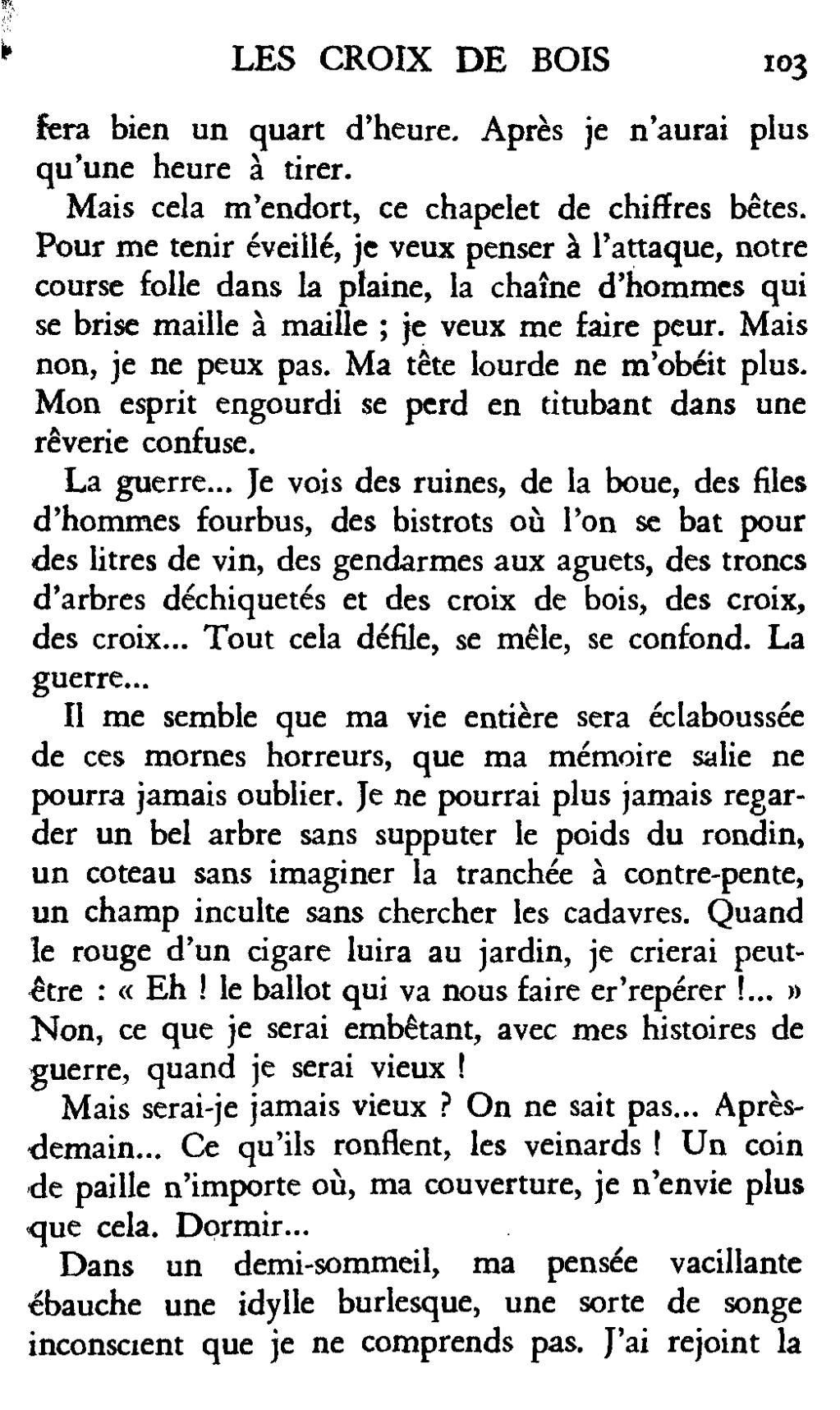 Page:Dorgelès - Les Croix de bois.djvu/103 - Wikisource