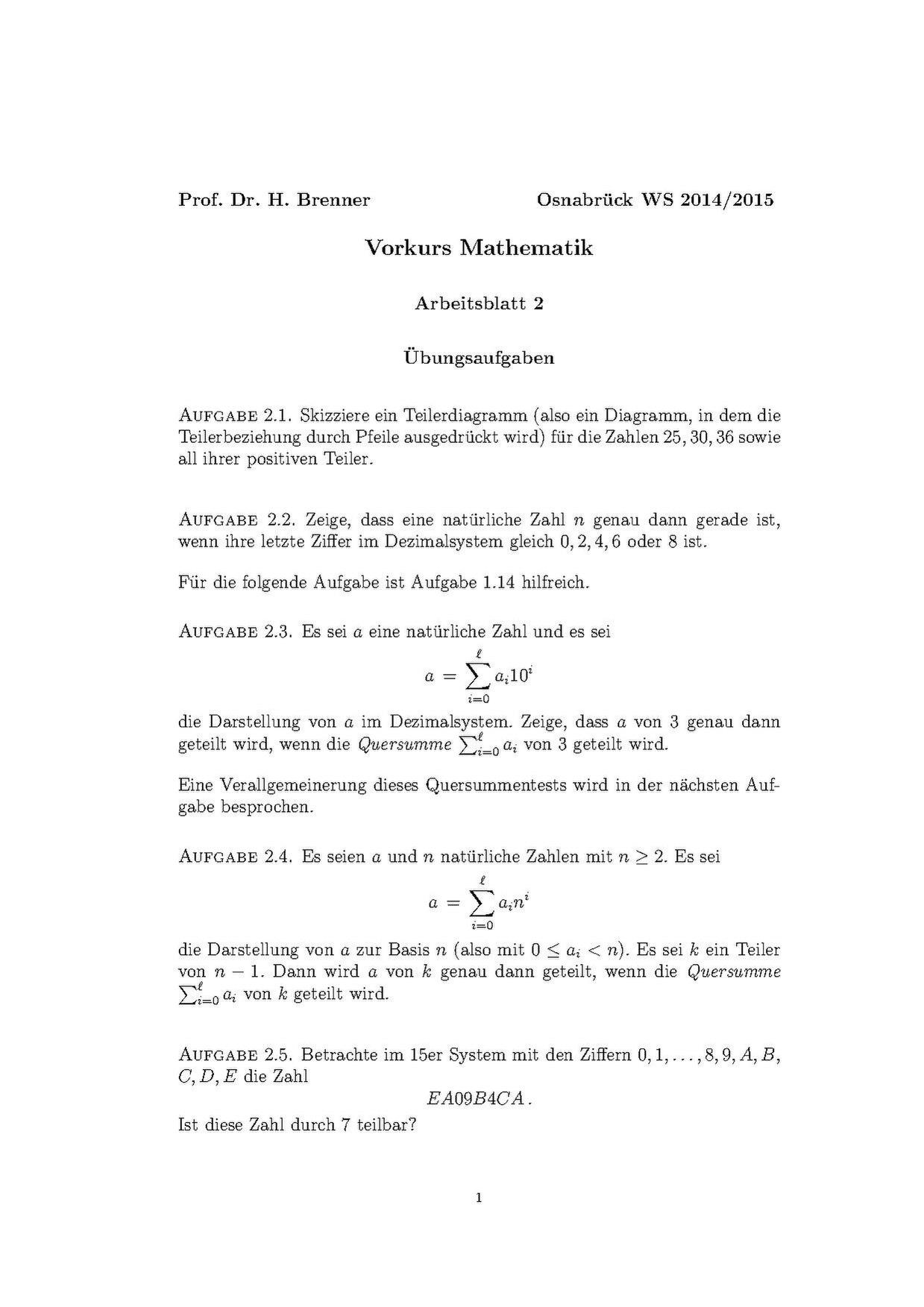 Datei:Vorkurs Mathematik (Osnabrück 2014)Arbeitsblatt2.pdf – Wikiversity
