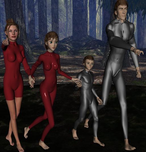 DAZ Studio/Human figures - Wikiversity