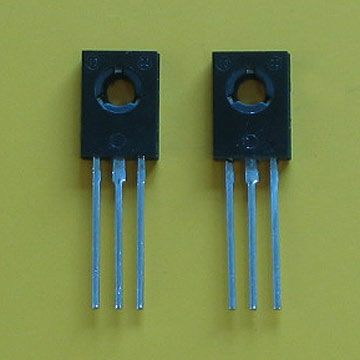 Transistors are used to amplify or switch electronic signals.