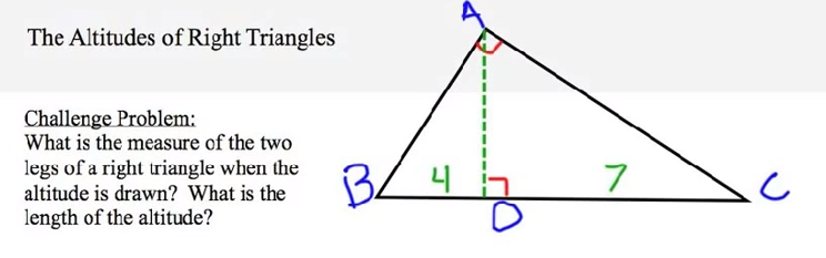 How to Find the Altitude of a Right Triangle - Youtube.PNG
