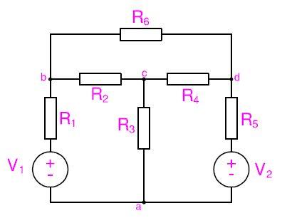 Electric Circuit Analysis Nodal Analysis Wikiversity