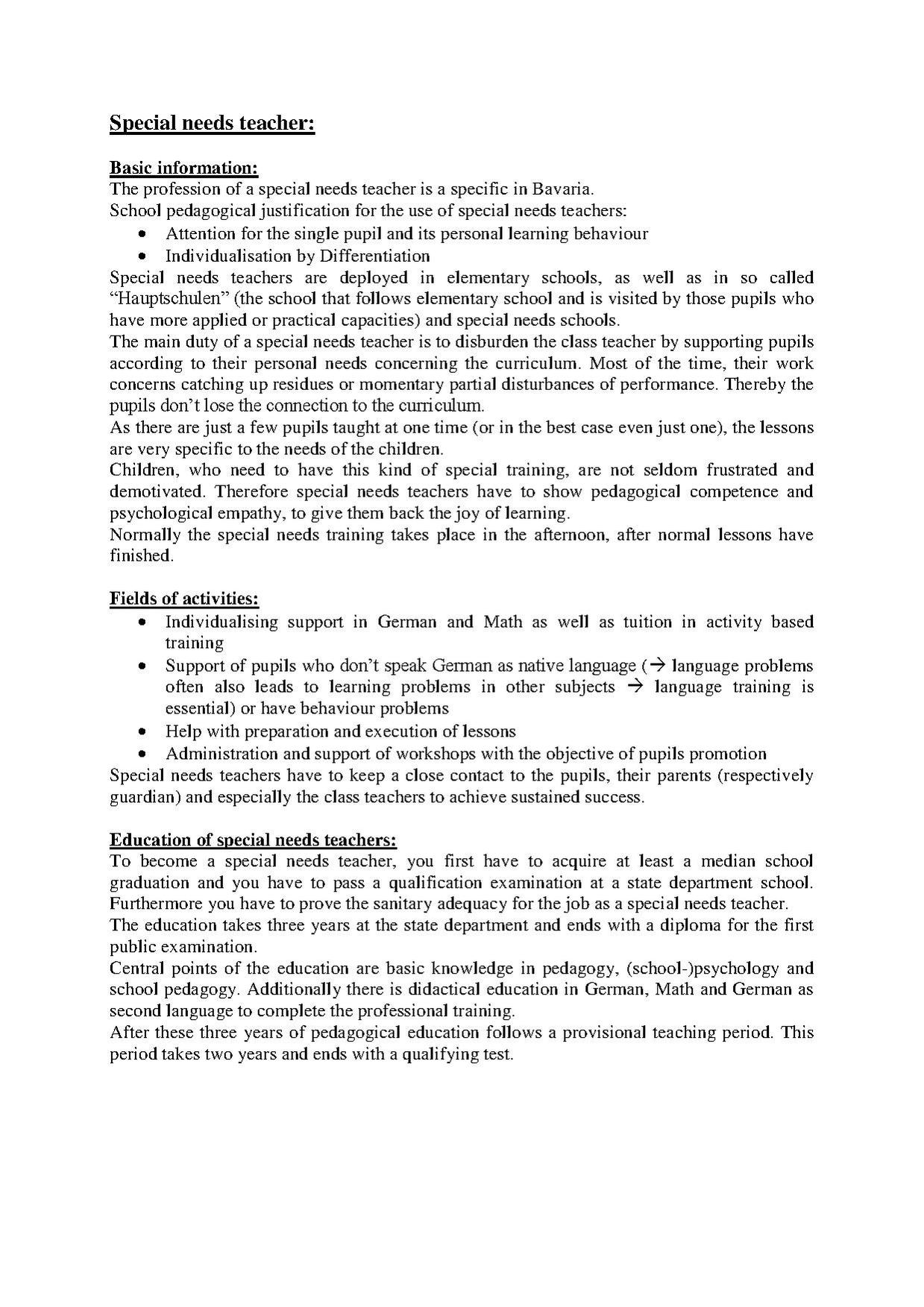 Teacher for special needs.pdf