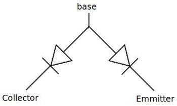 Electronic Circuits/Introduction to the simple diode npn model ...