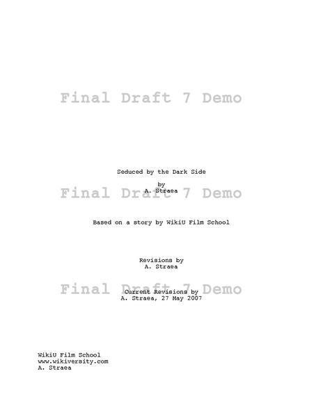 file a straea wikiu film school screenplay pdf wikiversity
