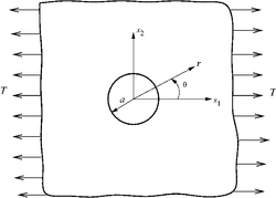 Elastic plate with hole tension.png