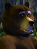 DAZ Bear sleepy.png