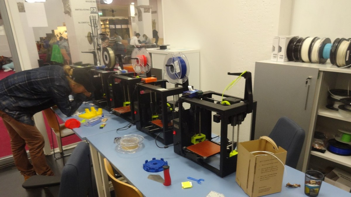 3D Printing of Open Source Hardware for Science - Wikiversity