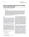 Beak and feather disease virus biology and resultant disease.pdf
