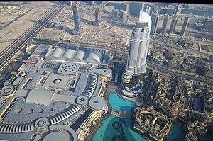Hotel Meridien Dubai