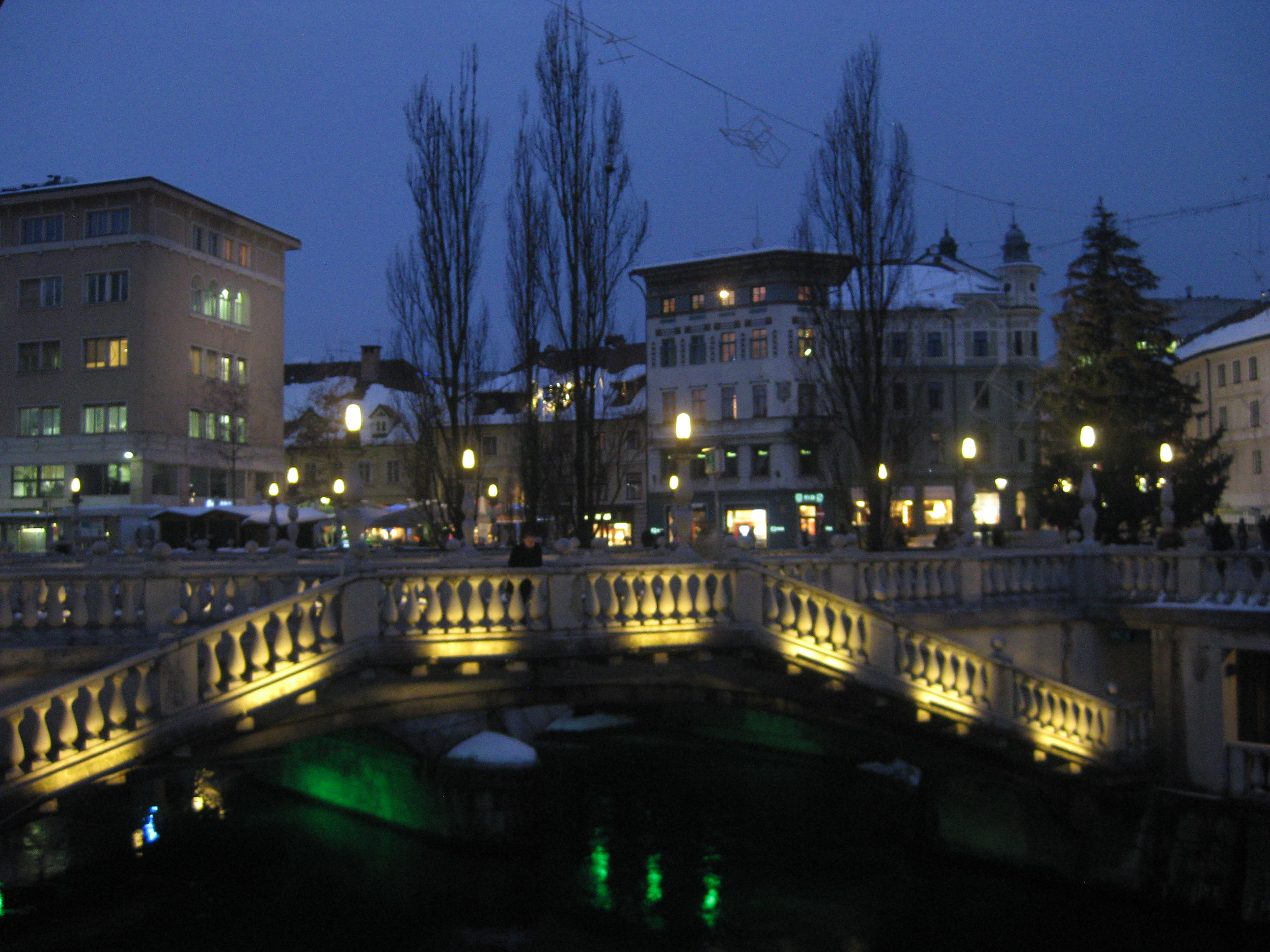 Travel From Ljubljana Airport To City Centre
