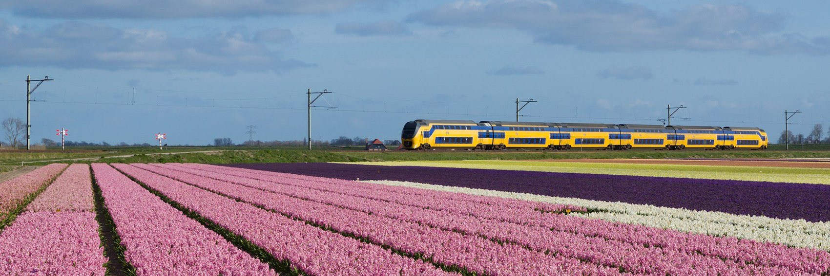 Rail travel in the Netherlands