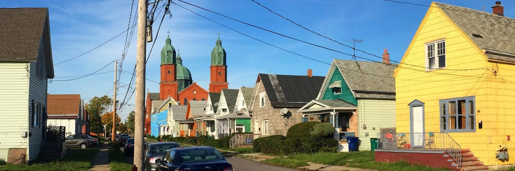 Historic Churches of Buffalo's East Side