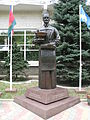 Monument to V Budzinsky in Anapa.JPG